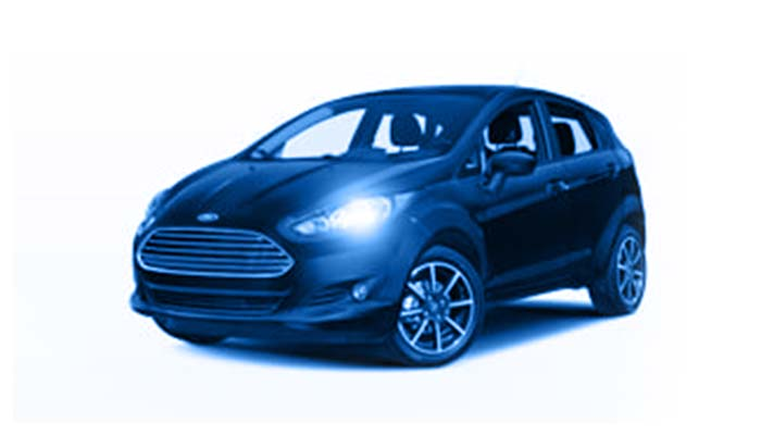 Ford Fiesta Lighting