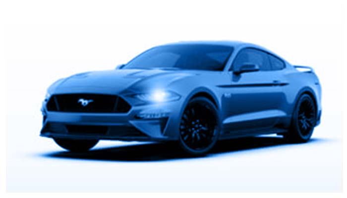 Ford Mustang Lighting