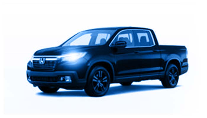 Honda Ridgeline Lighting