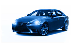 Lexus IS 250/350 Lighting