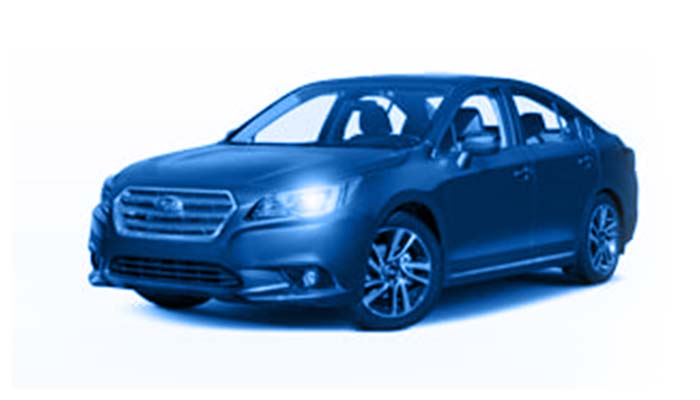 Subaru Legacy Lighting