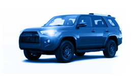Toyota 4Runner Forward Lighting