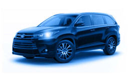 Toyota Highlander Lighting