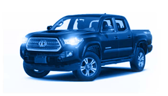 Toyota Tacoma Lighting