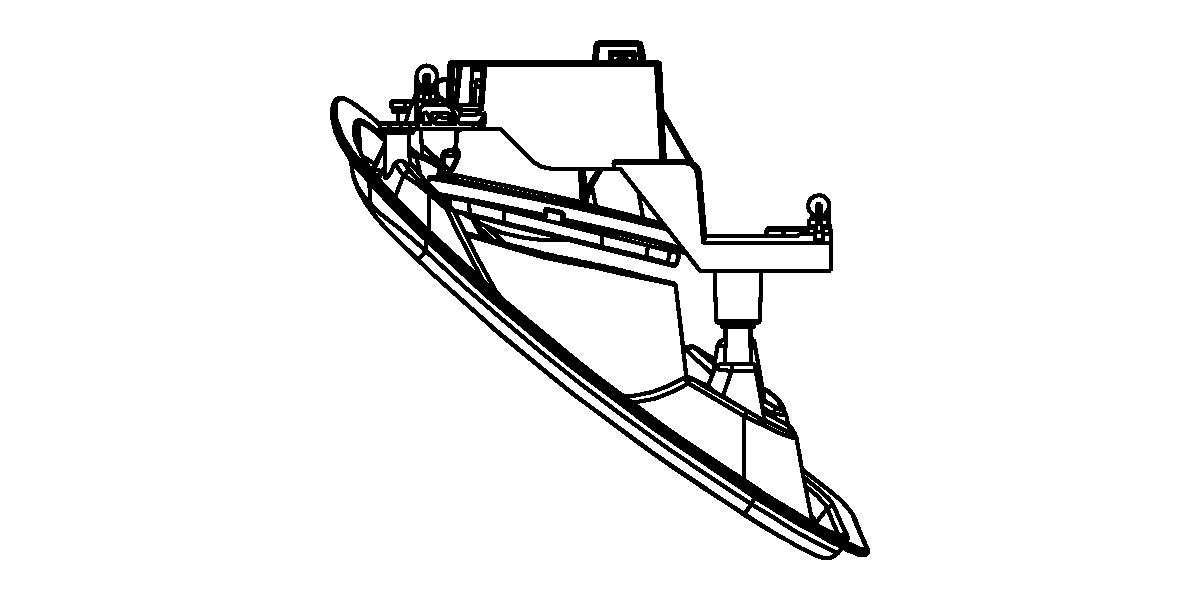Morimoto XB LED Fog Lights Dodge Ram (Horizontal) I XD